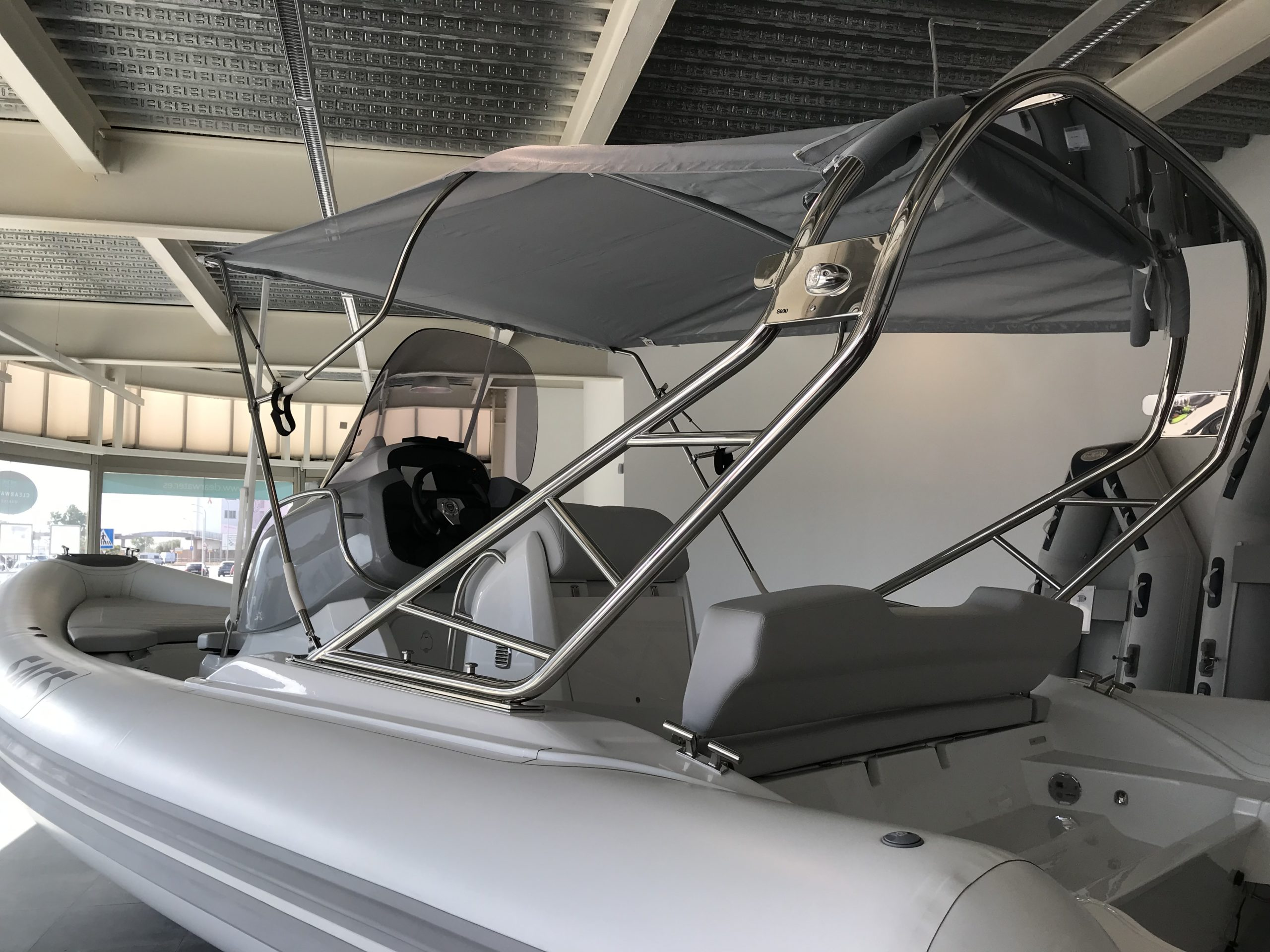 Sacs Strider 800 for sale in Menorca - Clearwater Marine