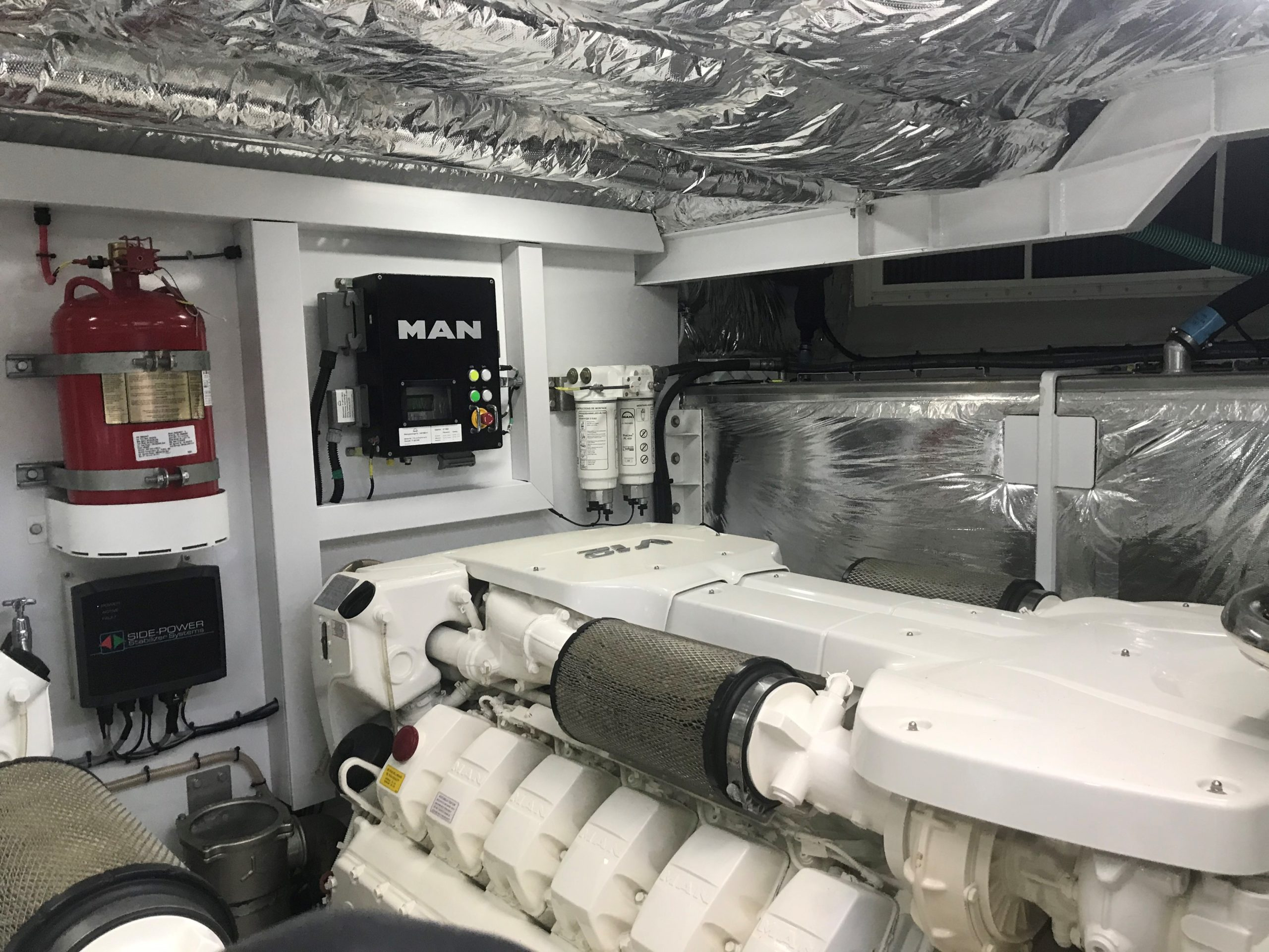 Princess S65 for sale - Clearwater Marine