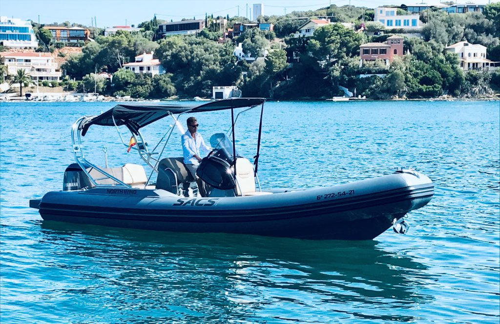 Sacs 700 Agapi Boat Club