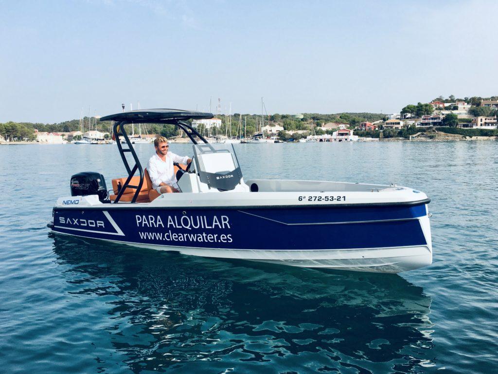 Saxdor 200 Agapi Boat Club